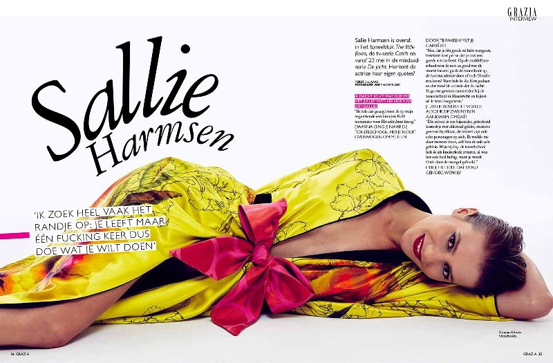Grazia with Sallie