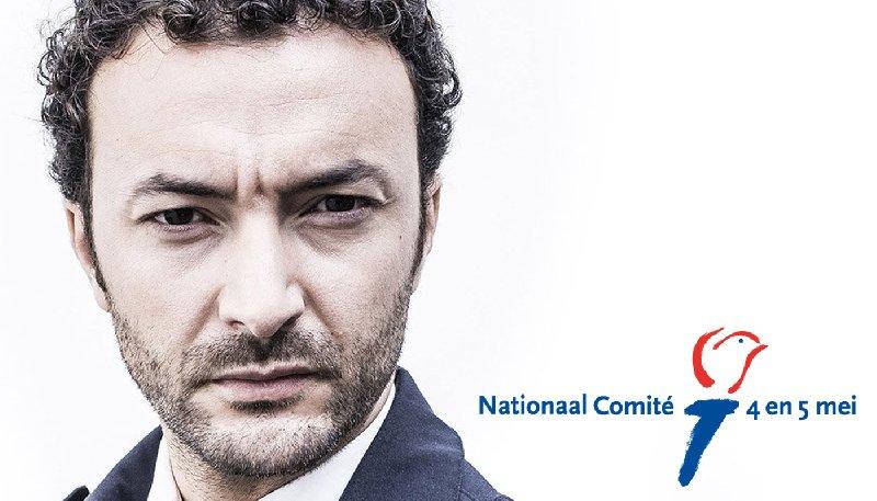 De 5 mei-lezing: dit jaar gehouden door Nasrdin Dchar