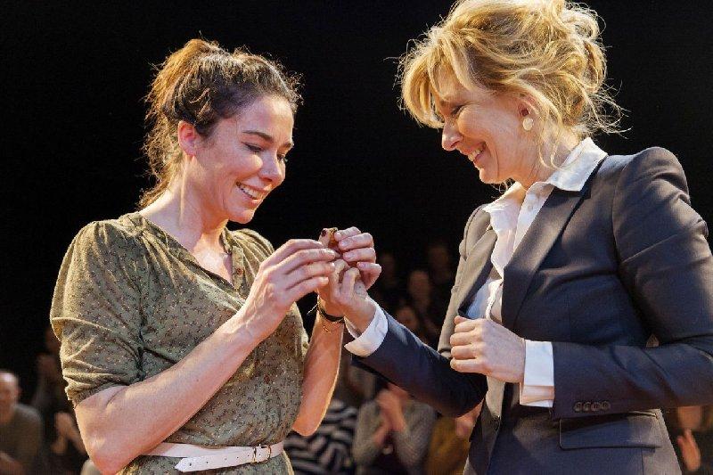 Halina Reijn gets prestigious Theo Mann-Bouwmeesterring