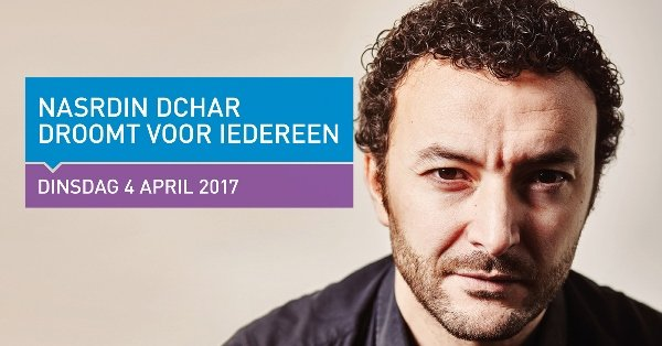 De droom van Nasrdin Dchar | Martin Luther King lezing