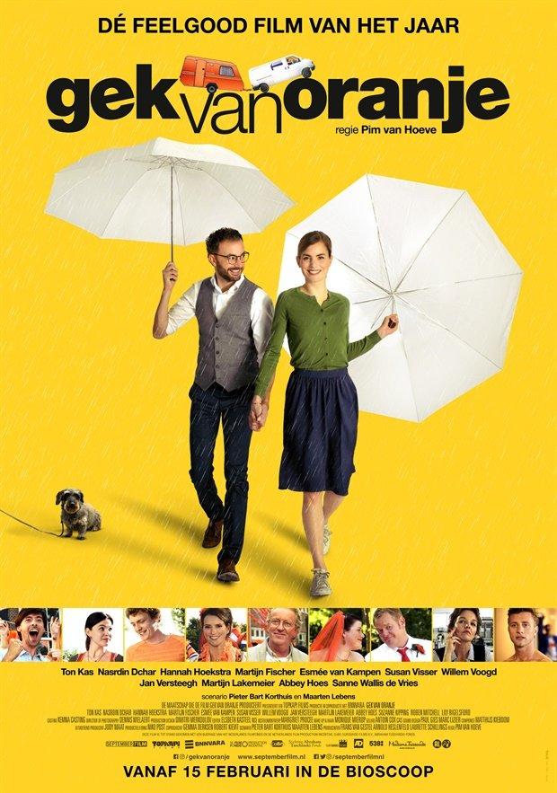 Premiere en trailer Gek van Oranje