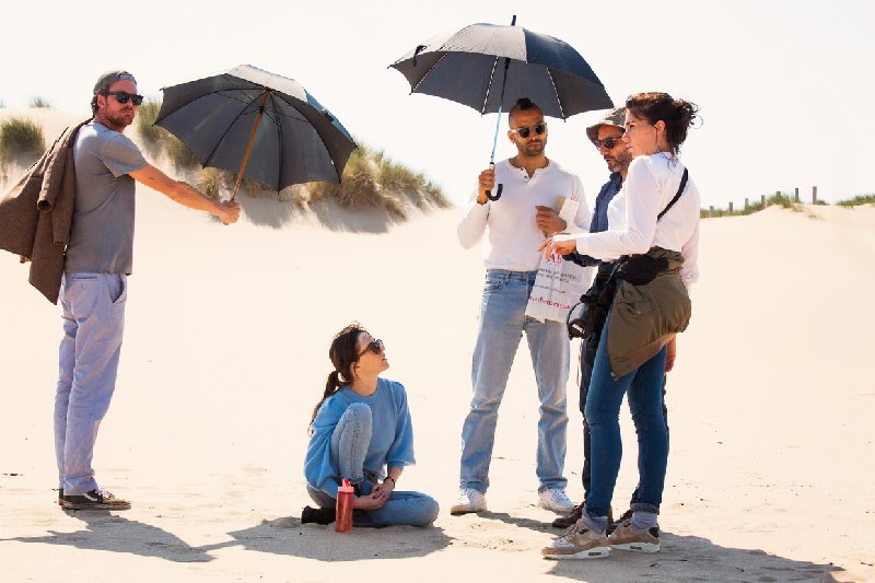 Directorial debut Halina