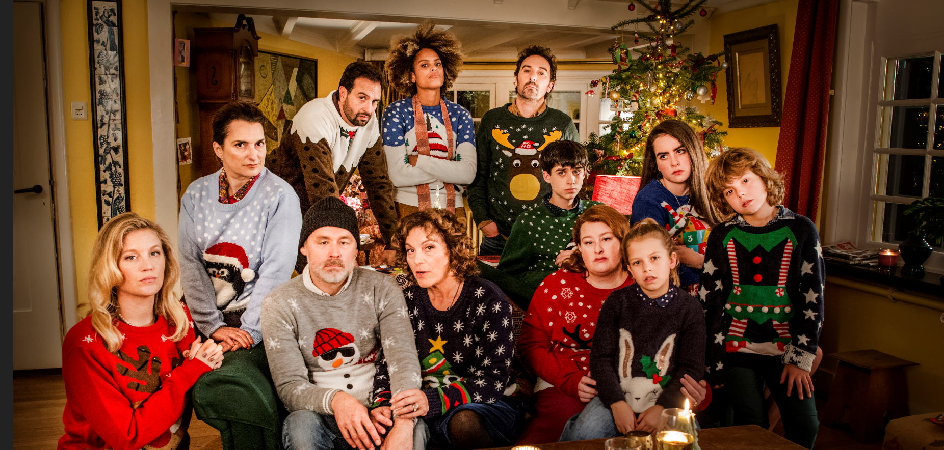 Spitzenberger in nieuwe Videoland-kerstserie | Telegraaf.nl