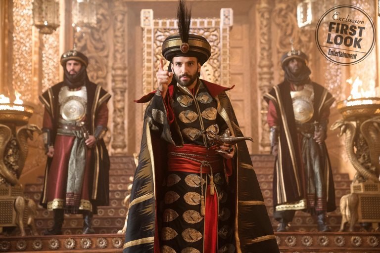 Marwan Kenzari to play Jafar in Aladdin